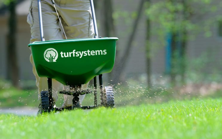 Work with turf systems